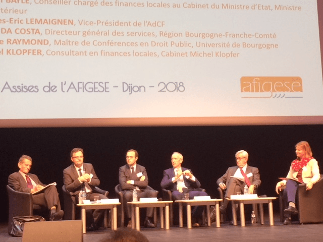 AFIGESE Table ronde