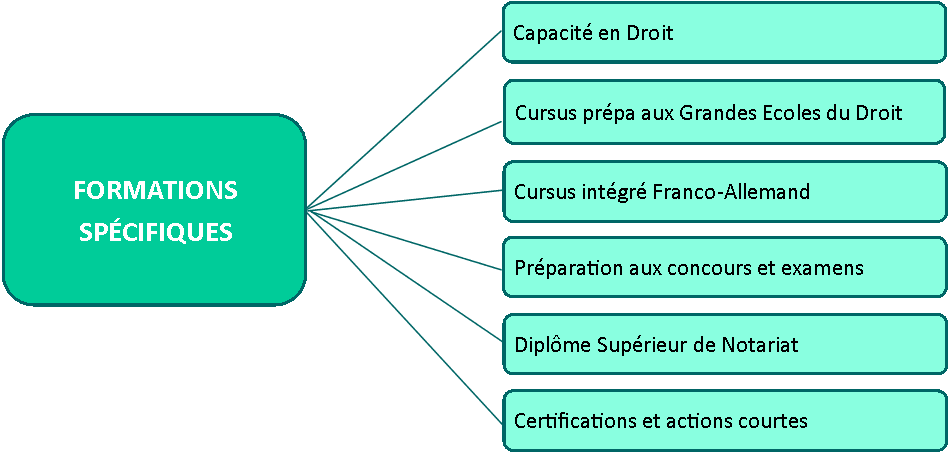 offre formations spécifiques