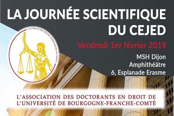 La journée scientifique du CEJED