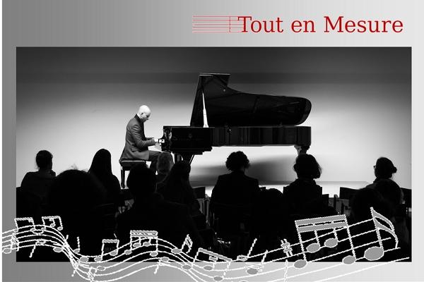 Concert de piano classique le 4 mai