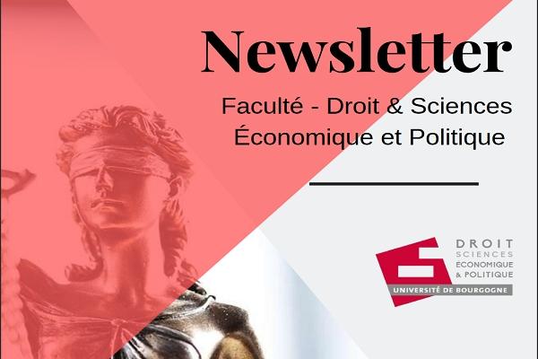 Newsletter UFR DSEP mars 2021