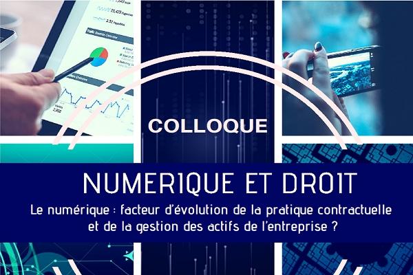 34ème colloque annuel - M2 Droit des affaires Commerce- Distribution- Consommati...