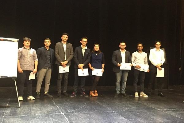 La finale du concours d'éloquence et de plaidoirie - par l'Asso Droit Dijon